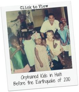 Orphaned Kids before Earthquake